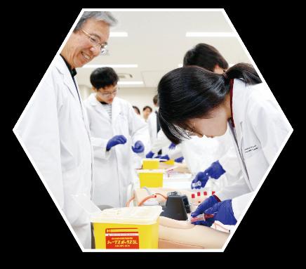 フロンティアバイオサイエンス学科 臨床検査コース