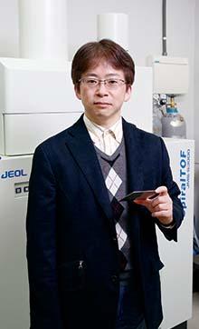 長谷川慎先生