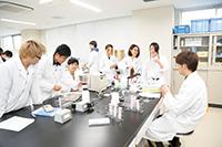 臨床検査学実習室