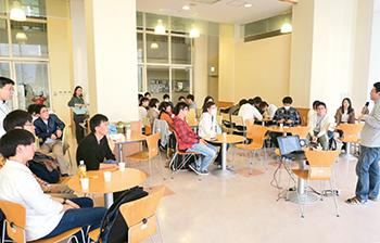 ラーニングカフェ