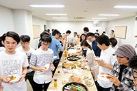 留学生歓迎会