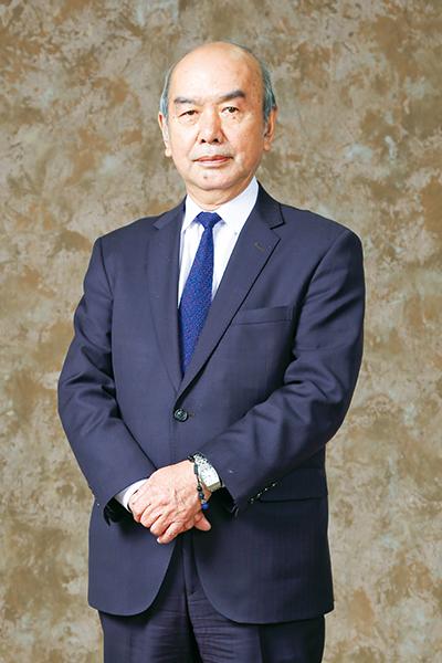 若林浩文 理事長