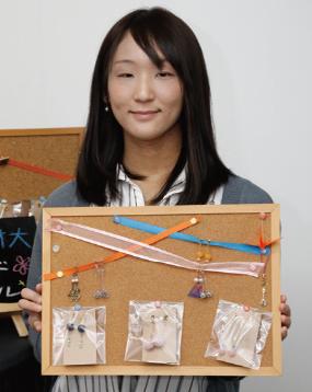 中村 友梨香さん